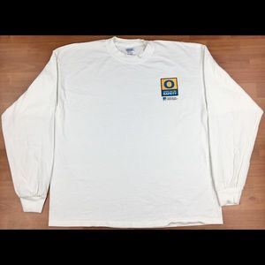 Vintage PG&E 'Zero In On Safety' Long Sleeve Shirt